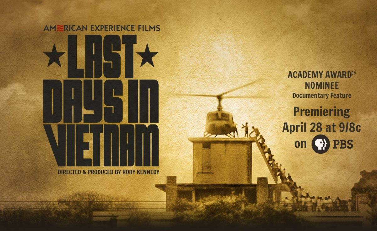 """Last Days in Vietnam""  Directed & Produced by Rory Kennedy (2014)"