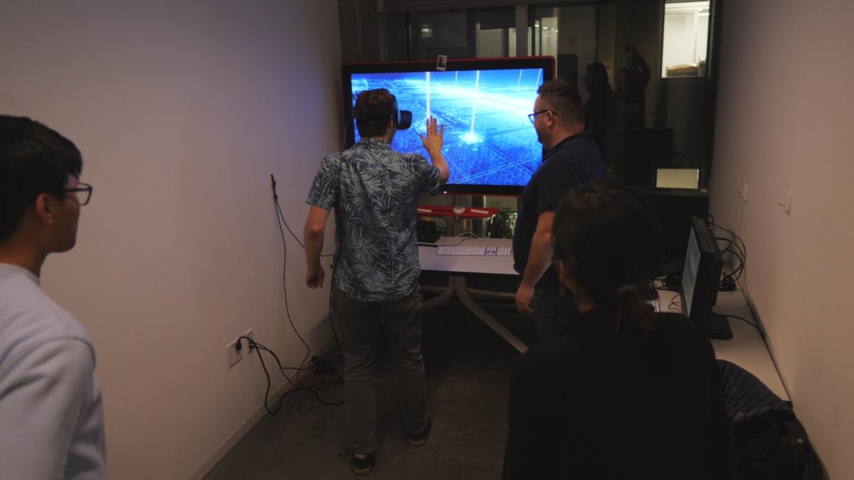 [TEACHING] Virtual Reality Module: Analyzing Representations ofAngkor