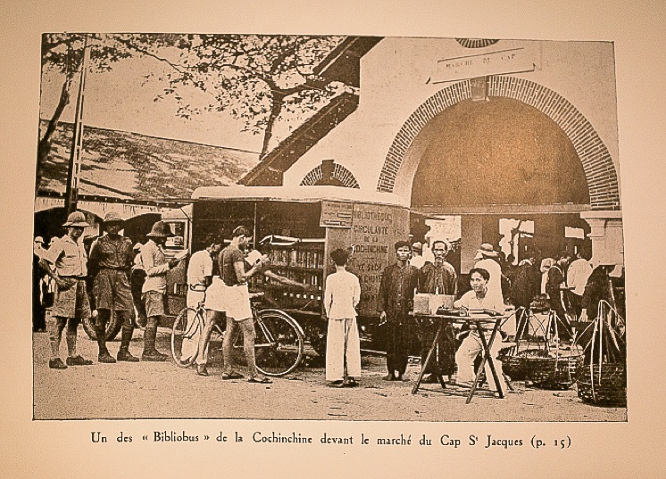 The Politics of 'Good Reading': Libraries and the Public in Late Colonial Vietnam Talk atYale